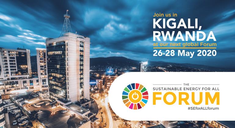 SE4ALL Forum 2020 flyer