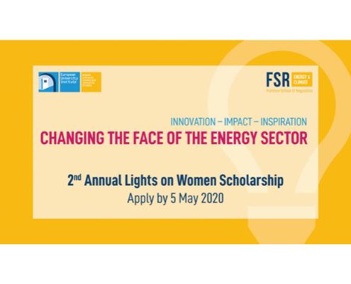 2nd Light on Women Scholarship