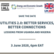 Utilities 2.0 Better Services Better Connections