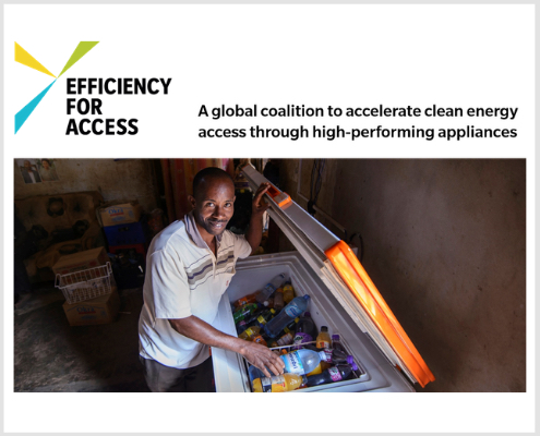 Efficiency for Access webinar high performing appliances