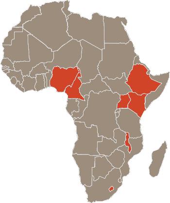 TEA-LP Partner Countries