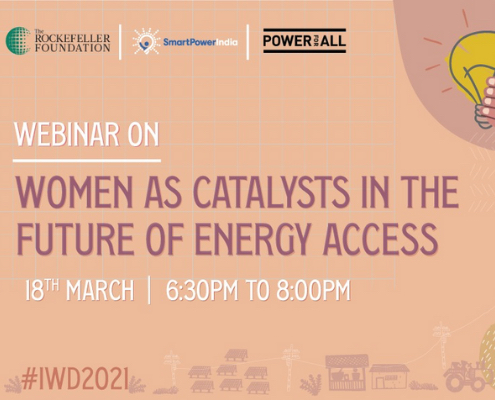Women in Energy Access