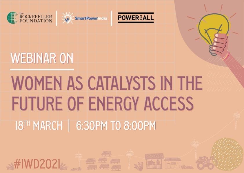 Women in energy access