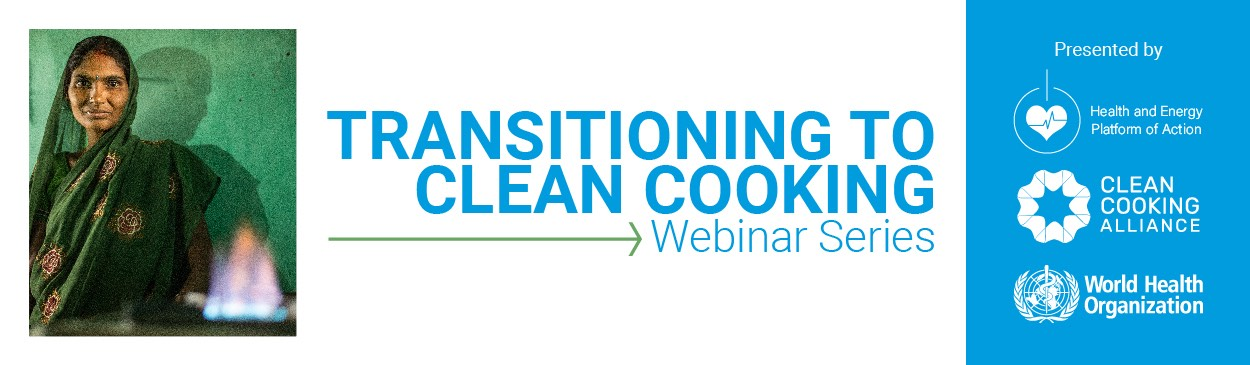 Transitioning to Clean Cooking